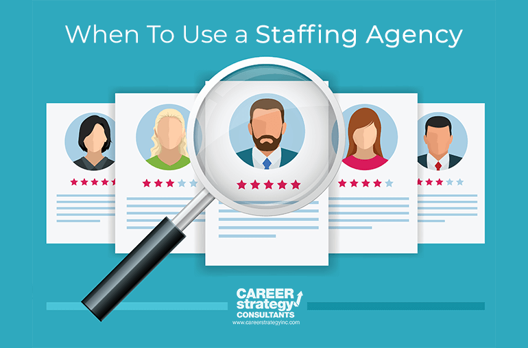 When to Use a Staffing Agency